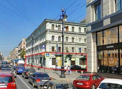Невский проспект, д. 150 - Торговая недвижимость, Продажа 1