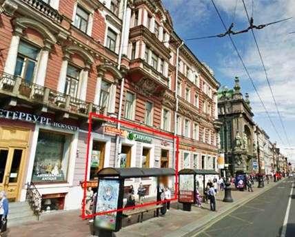 Невский проспект, д. 54 - Торговая недвижимость, Аренда 1