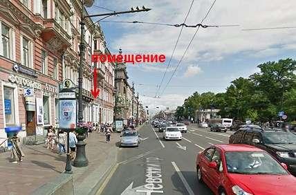 Невский проспект, д. 54 - Торговая недвижимость, Аренда 2