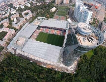 Арена ЦСКА - Офисная недвижимость, Продажа 7