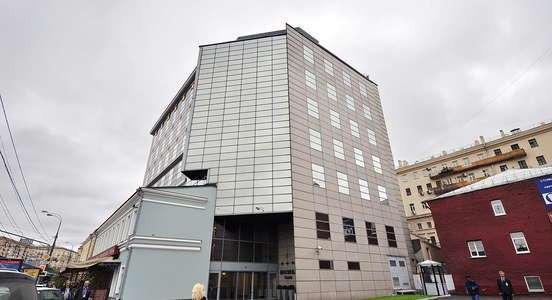 Мосэнка III - Офисная недвижимость, Аренда 1