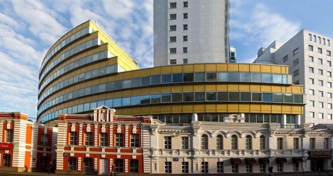 Mosenka Park Towers - Офисная недвижимость, Аренда 1