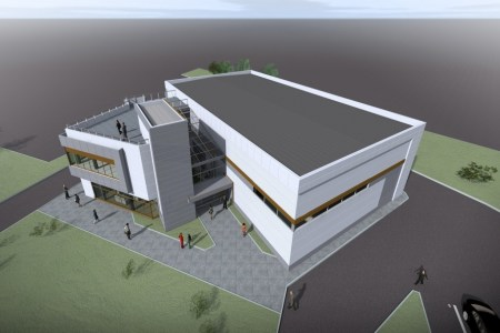 Многофункциональное производственное здание - Офисная недвижимость, Продажа 4
