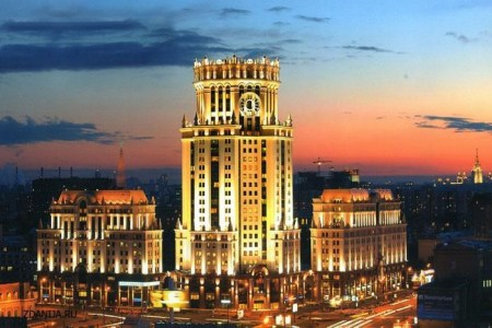 Павелецкая Башня - Офисная недвижимость, Аренда 1
