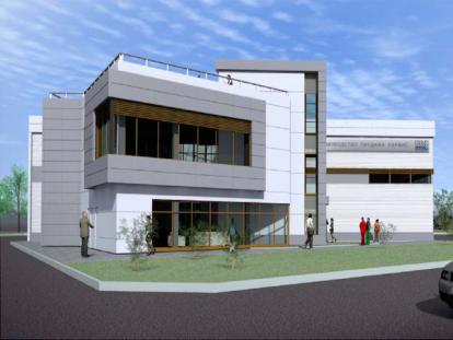 Многофункциональное производственное здание - Офисная недвижимость, Продажа 1
