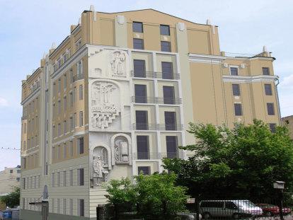Настасьинский дом - Офисная недвижимость, Продажа 1