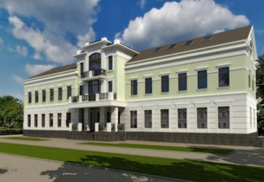 Офисное здание Ленинградский проспект, д. 44а, стр.3 - Офисная недвижимость, Продажа 1