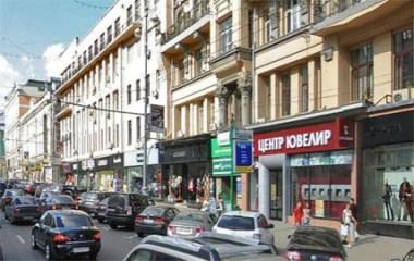 Тверская ул., 12 - Торговая недвижимость, Аренда 1