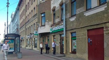 Московский проспект, 126 - Торговая недвижимость, Аренда 1