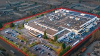 7233 Progress Way+/-267,000 sf manufacturing/warehouse facility on 13.93 acres - Industrial - Sale