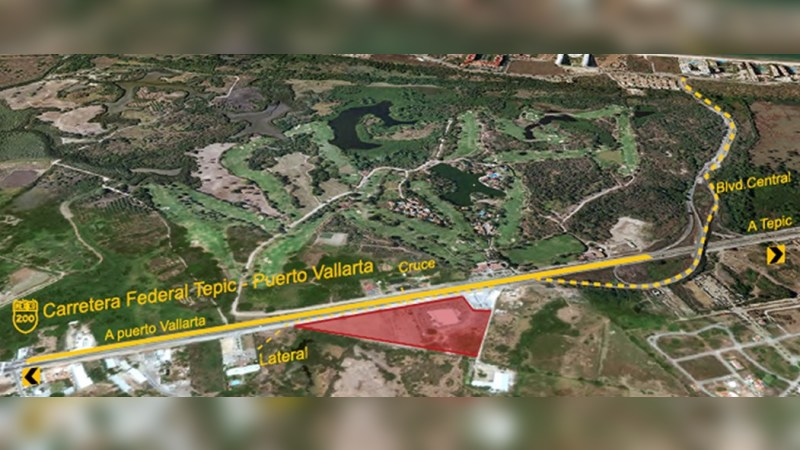 Terreno Bucerías de Usos Mixtos - Land - Sale