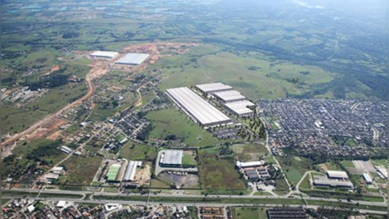 Nova Índia Business Park - Industrial - Lease