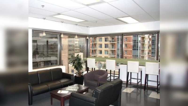 Canadian Centre - Office - Sublease