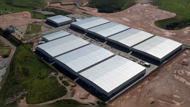 Centro Logístico Thera Park Jundiaí - Industrial - Lease