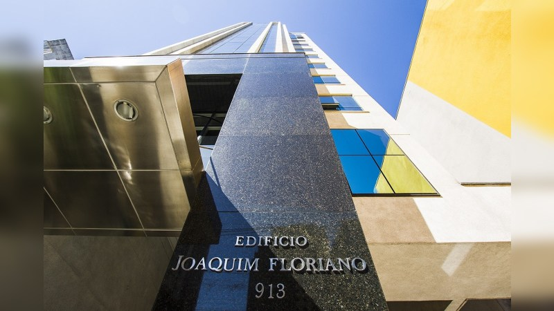 Ed. Joaquim Floriano - Office - Lease
