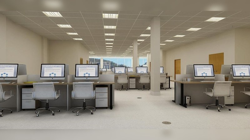 Centro Empresarial Europa - Office - Lease