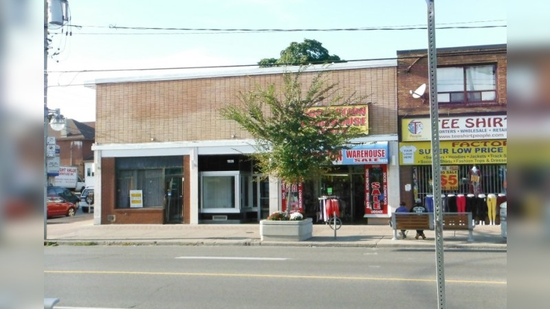1924-28 Eglinton Ave. W. - MixedUse - Sale