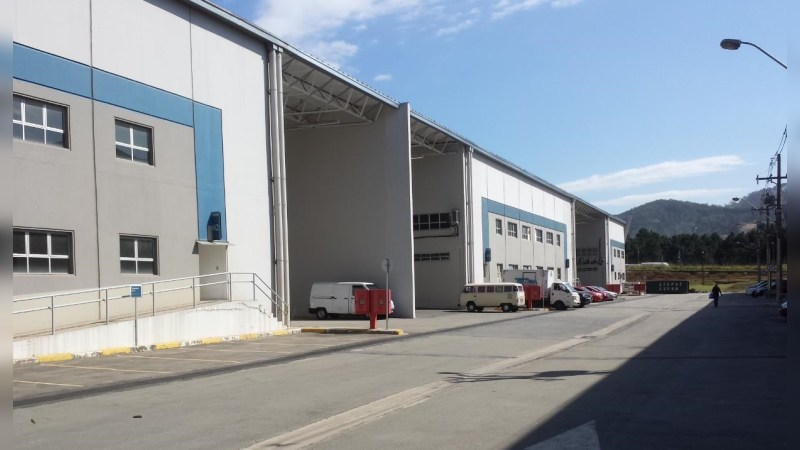 GLP Jandira II - Industrial - Lease