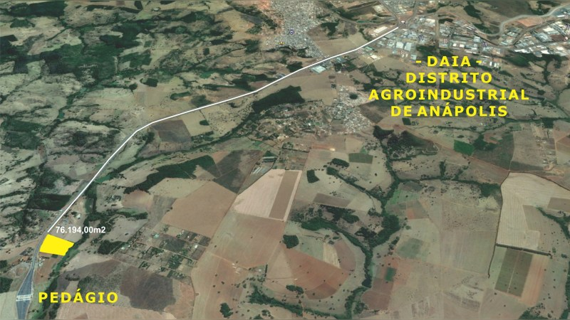 Terreno em Goianópolis - Goiás - Land - Sale