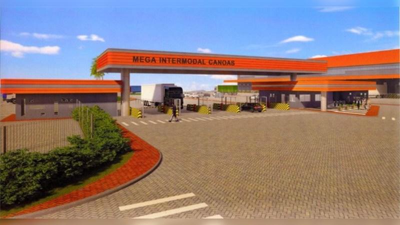 Mega Intermodal Canoas - RS - Industrial - Lease
