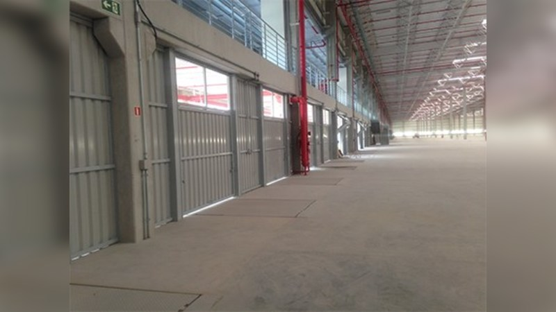 Rodoanel Distribution Center - Industrial - Lease