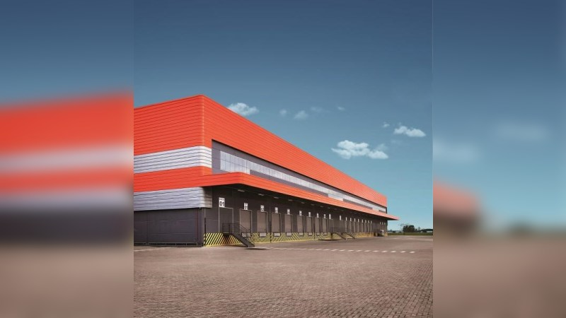 Mega Centro Logístico Itajaí - SC - Industrial - Lease