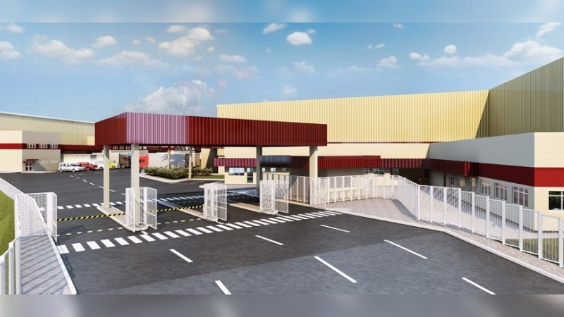 CLR - Centro Logístico Raposo Tavares - Industrial - Lease