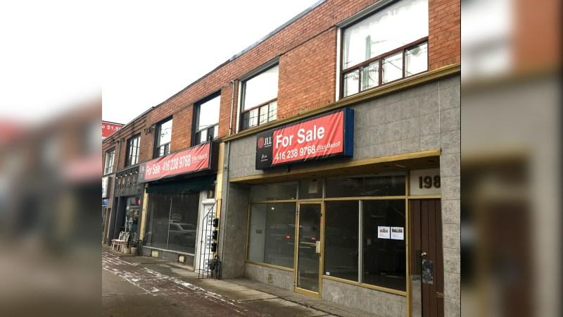 1980-1982 Eglinton Avenue West - Retail - Sale
