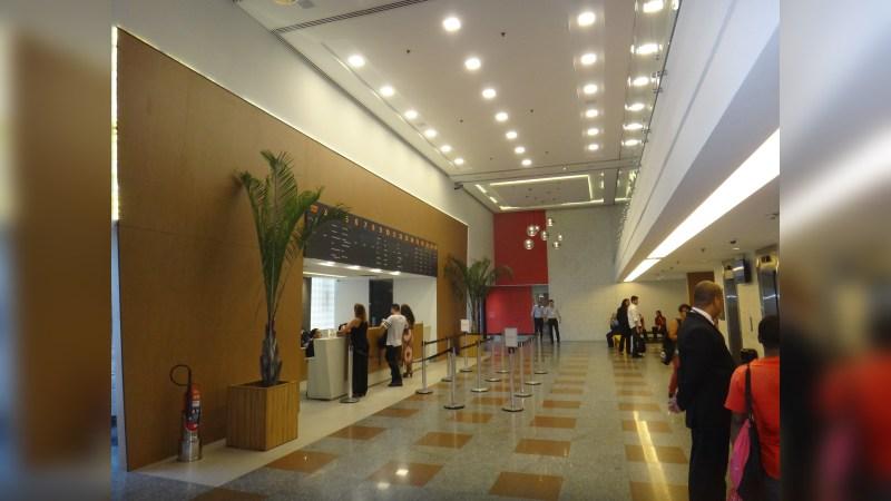 Centro Empresarial Cidade Nova (Teleporto) - Office - Lease