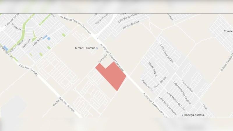 Terreno en Cd. Juárez en venta - Land - Sale