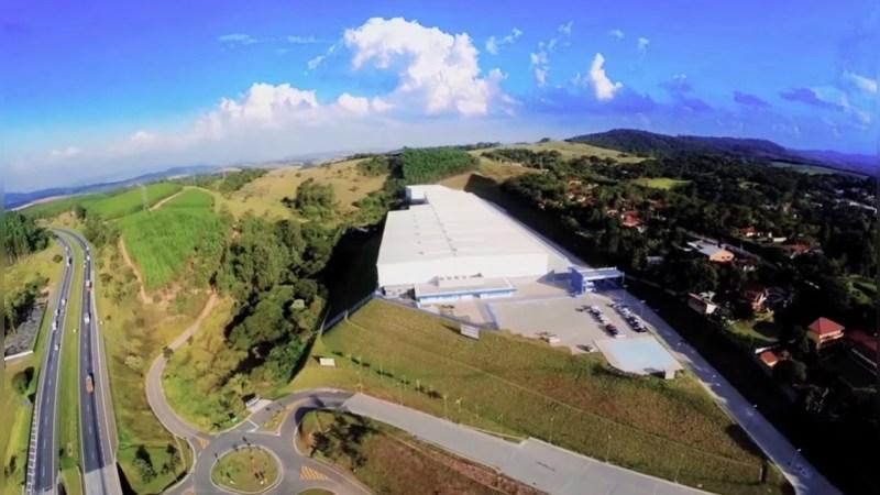 Condomínio Logístico / Industrial em Itatiba - Industrial - Sale