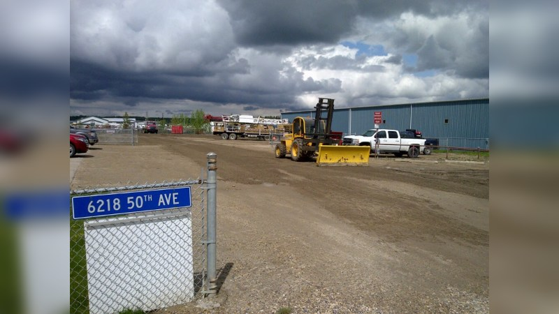 FOR SALE - Tervita, 6218 - 50 Avenue, Drayton Valley, AB - Industrial - Sale