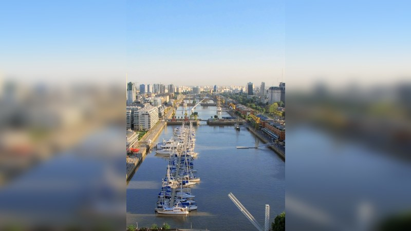 Cecilia Grierson 355, Puerto Madero - Madero Office - Office - Lease