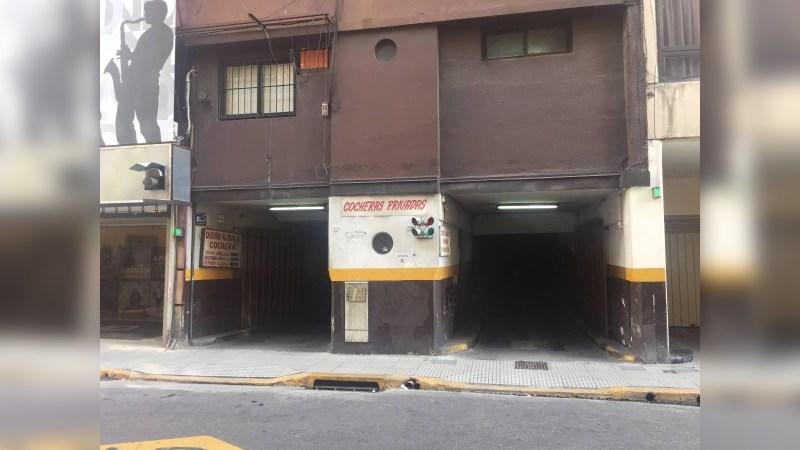Paraguay 918, Capital Federal, Cocheras en Venta - Alternatives - Sale