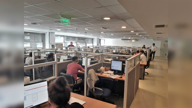 Av L. N Alem 896 - Oficina en Alquiler - Office - Lease