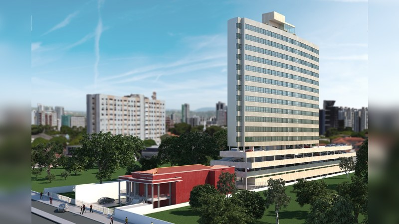 Ed. Empresarial José Maria Matos - Office - Lease