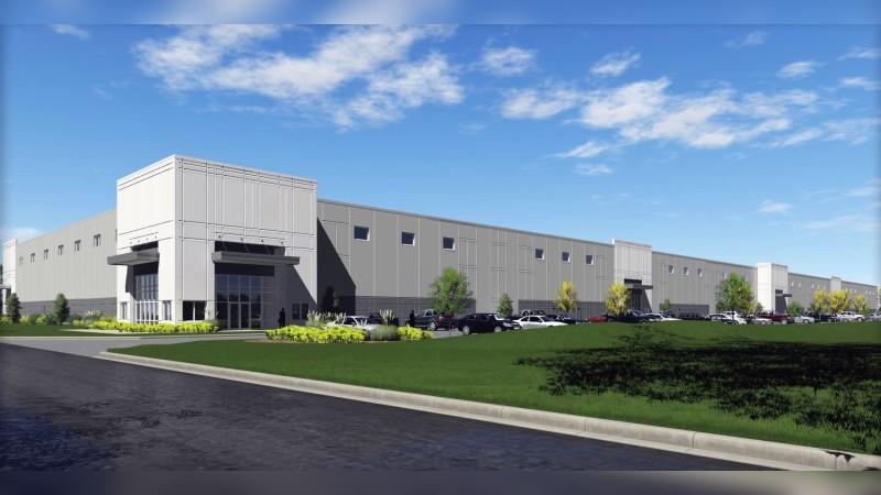 Grasslands Logistics Centre - Industrial - Lease