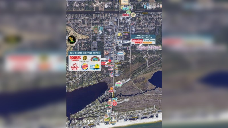 Walgreens 19291 - HIGHWAY 59 SOUTH - Gulf Shores, AL - Retail - Lease