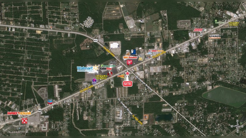 Walgreens 17095 - HIGHWAY 90 - Waveland, MS - Retail - Lease