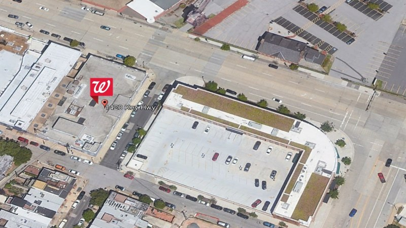 Walgreens 12789 - KEY HIGHWAY - Baltimore, MD - Retail - Lease
