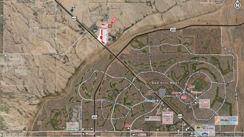 Walgreens 11821 - NEC OF 163RD AVE & PINNACLE PEAK - Surprise, AZ - Retail - Sale