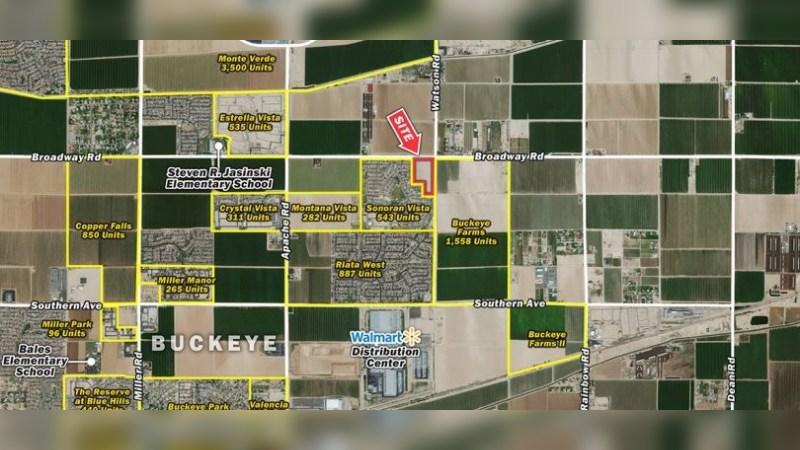Walgreens 11364 - NWC OF WATSON & BROADWAY - Buckeye, AZ - Retail - Sale