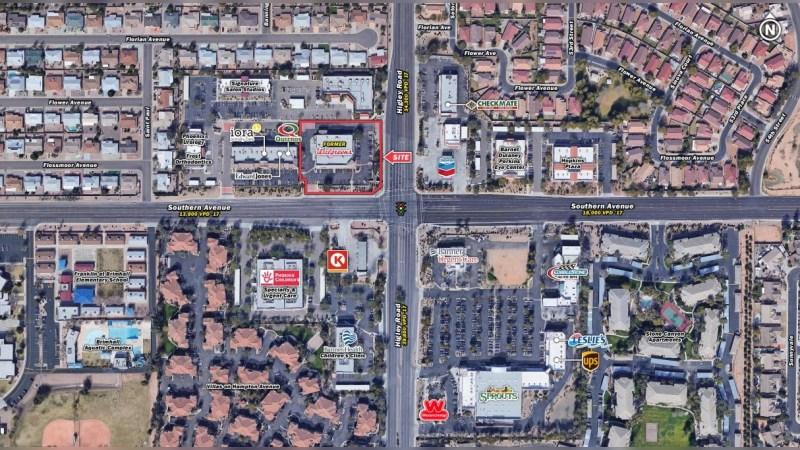Walgreens 5889 - S HIGLEY RD - Mesa, AZ - Retail - Lease