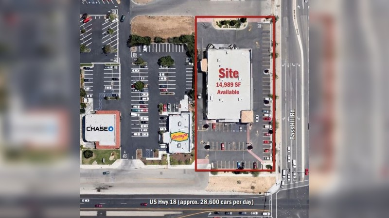 Walgreens 7948 - US HIGHWAY 18 - Apple Valley, CA - Retail - Lease