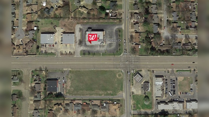 Walgreens 7237 - E SHELBY DR - Memphis, TN - Retail - Lease