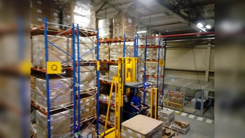 Centro de Distribuição Climatizado em Jacarepaguá - Industrial - SaleLease