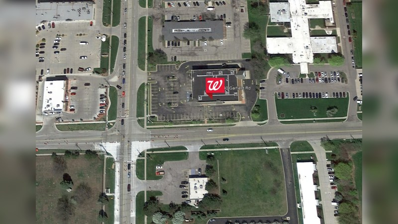 Walgreens 7768 - GARFIELD RD - Clinton Twp, MI - Retail - Lease