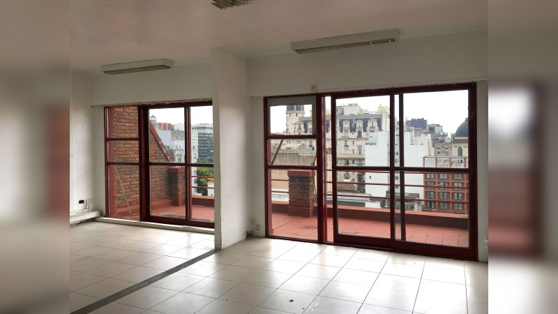 Uruguay 57 - Edificio en Block   - Office - Sale