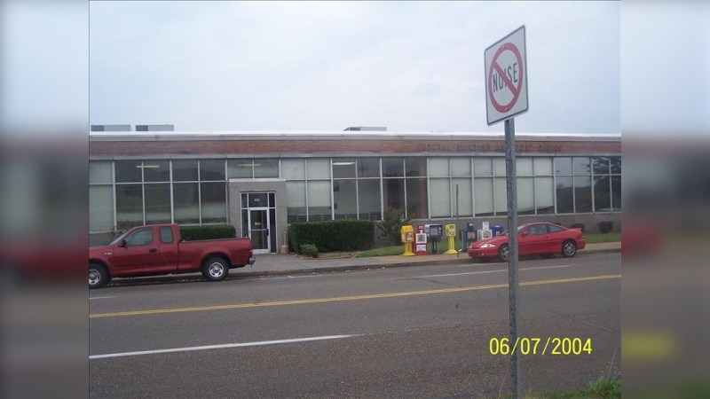 Kingsport, TN - Main Post Office - For Lease - Alternatives - Lease