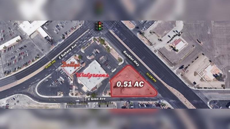 Walgreens 4856 - BOULDER HWY - Las Vegas, NV - Retail - Sale